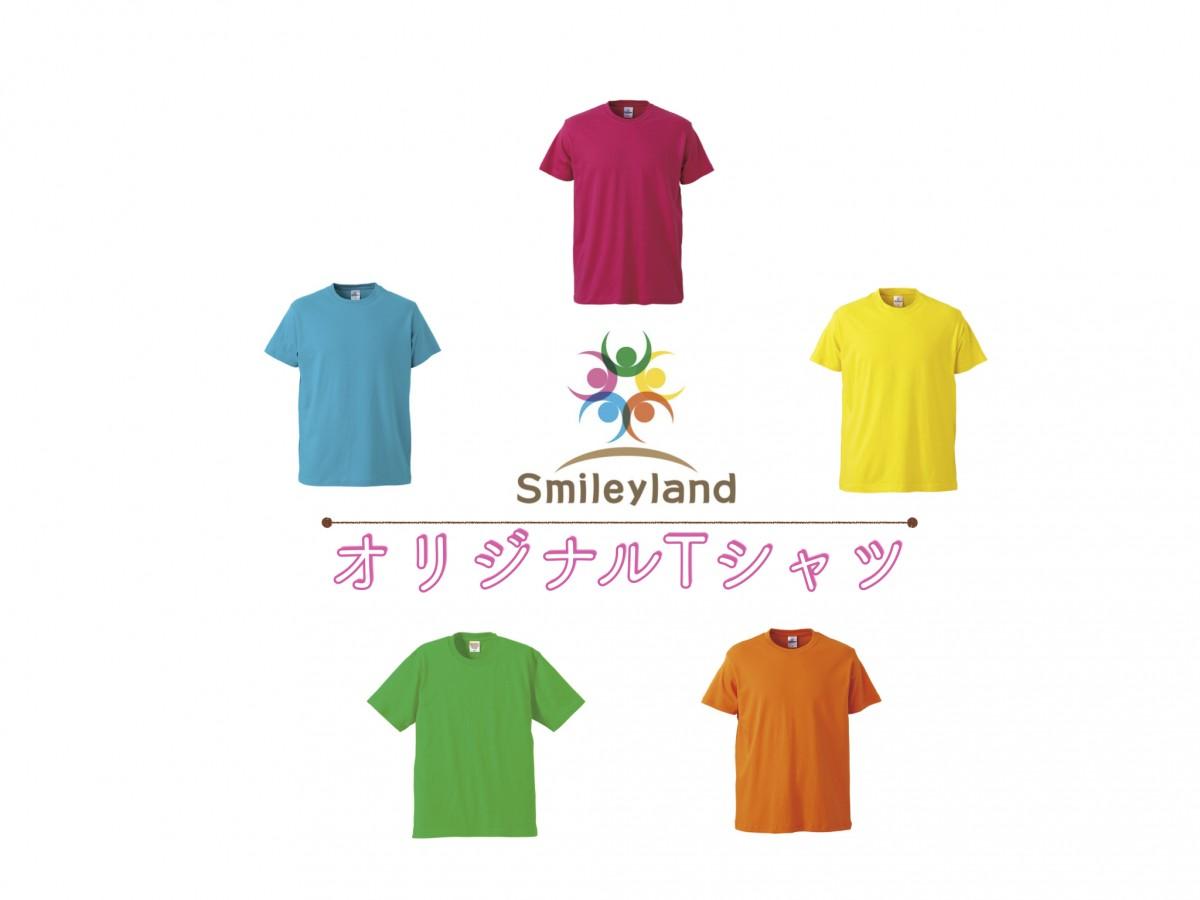 スマイリーTシャツ