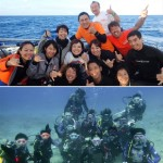 仲間とハワイの海底30mで体験した気付き。