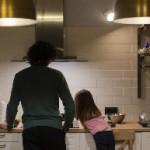 お母さんがご飯を作らない当たり前。