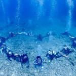 動画付き!海底17mで私達がチャレンジしたシンパフォハートプロジェクト!