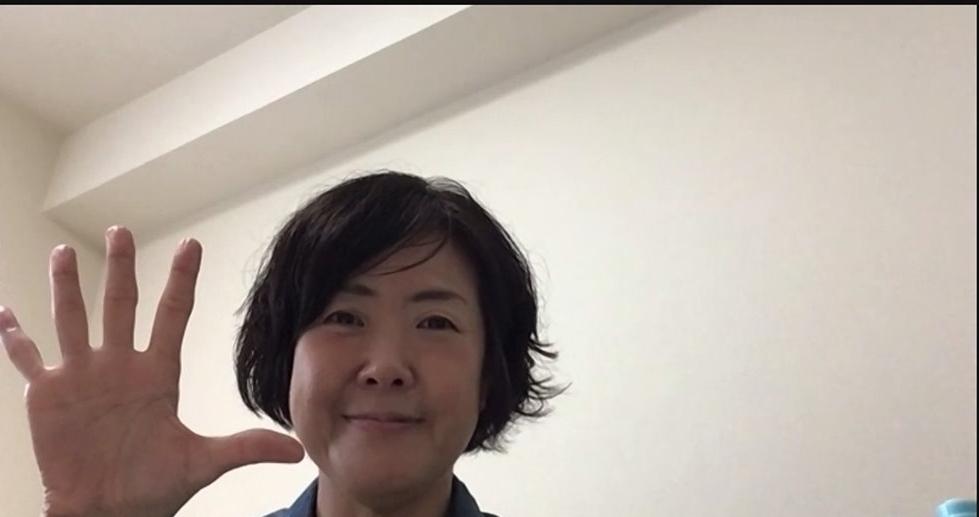 三ツ間幸江さんのお陰で会社に行くのが楽になりました!