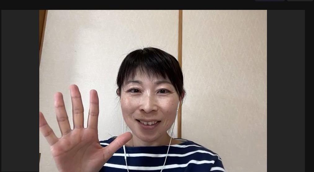 三ツ間幸江さんと出会い、自分も周りもガラリと変わって感謝しています^^